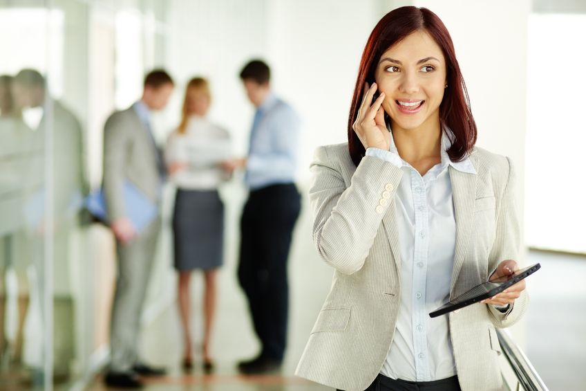 Three Tips for Answering Telephone Calls in a Professional Manner