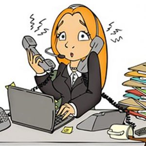 Stress in Call Centres, how our Telestat Call Logging Software can help